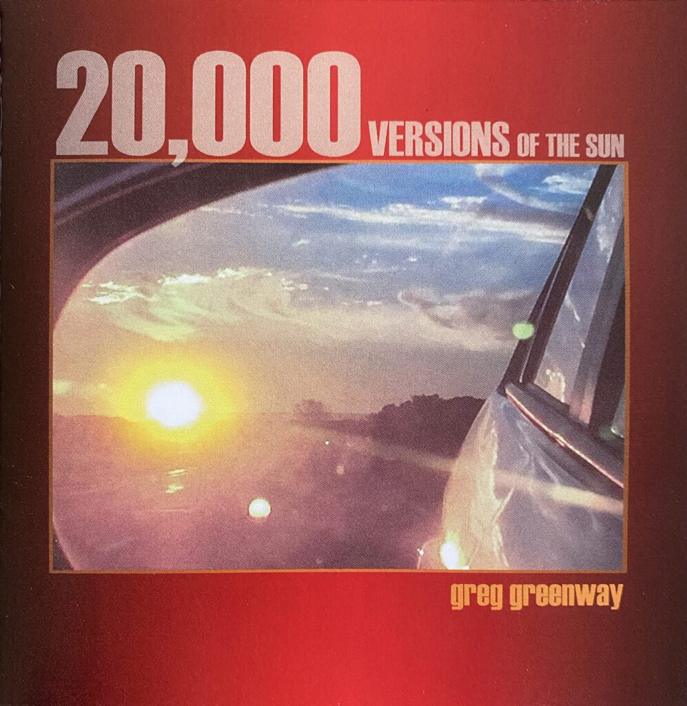 20,000 Versions of the Sun album cover