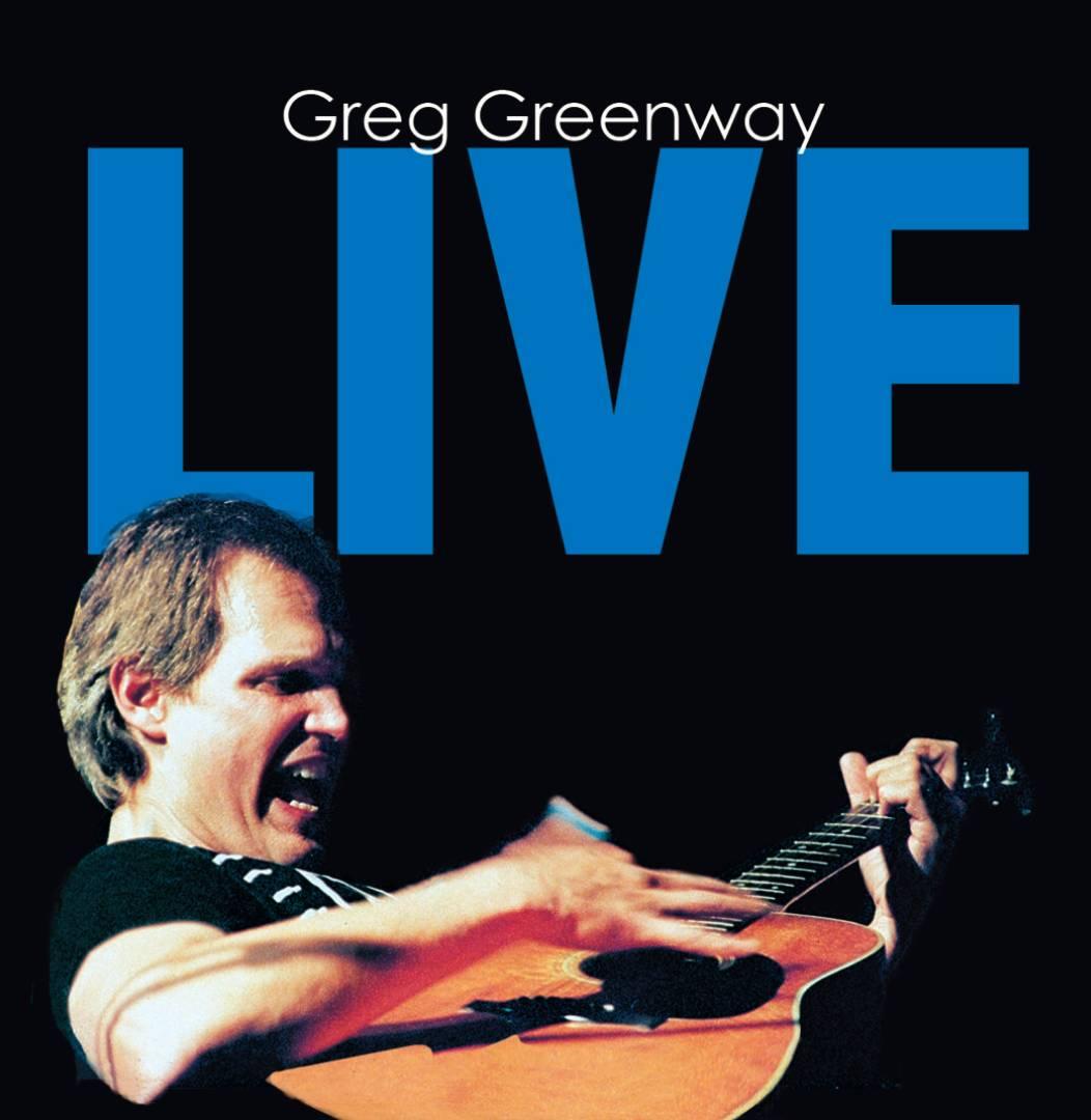 Greg greenway: live