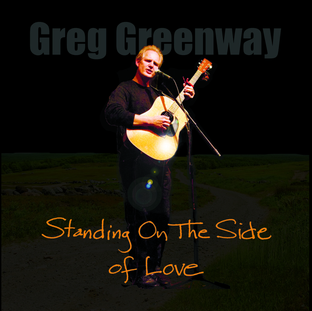 Standing on the Side of Love scale cover