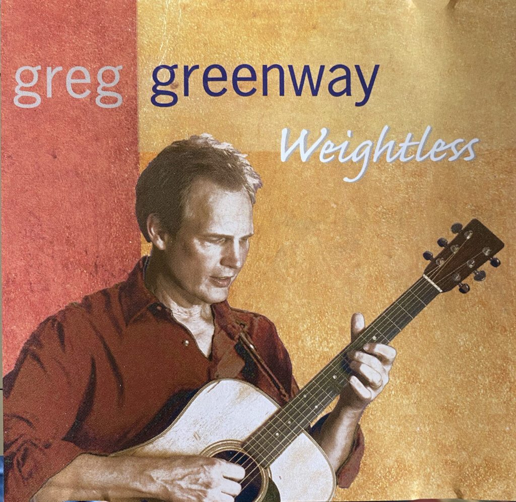 Weightless Cover